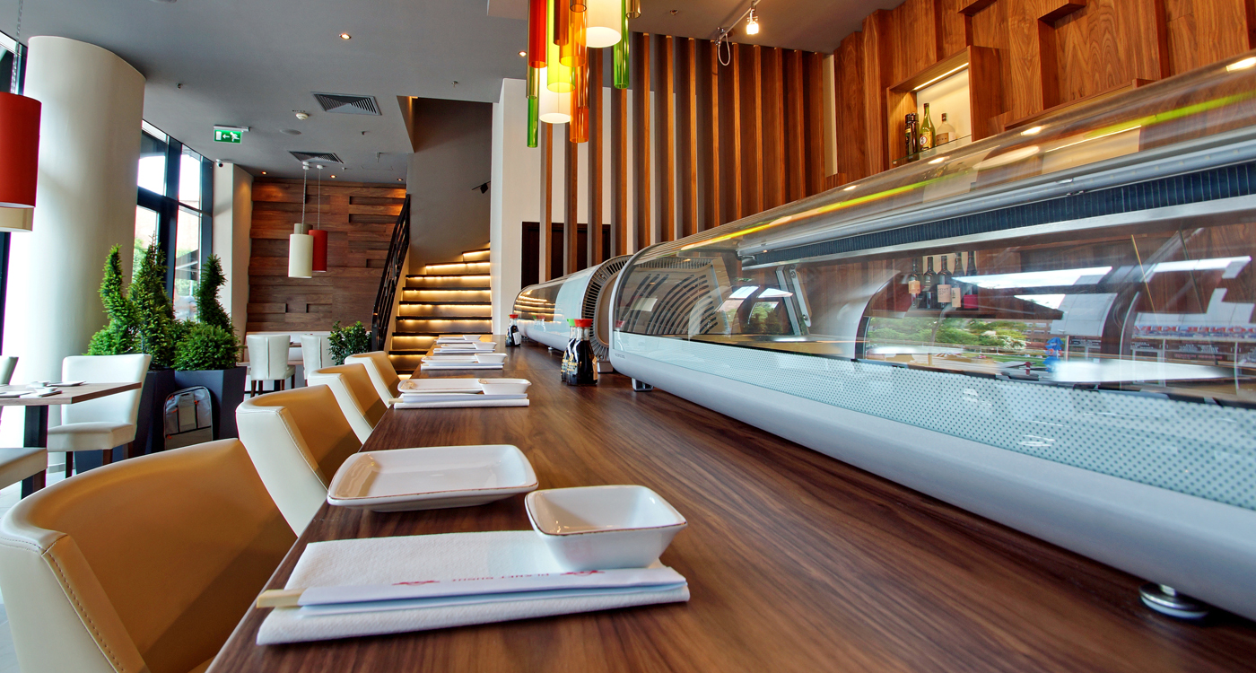 PLANET SUSHI | Allee