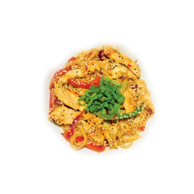 Sweet Chili Chicken Noodles
